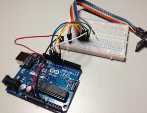 ArduinoAndnRFL2401
