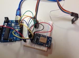 ArduinoCC3000nRF24L01
