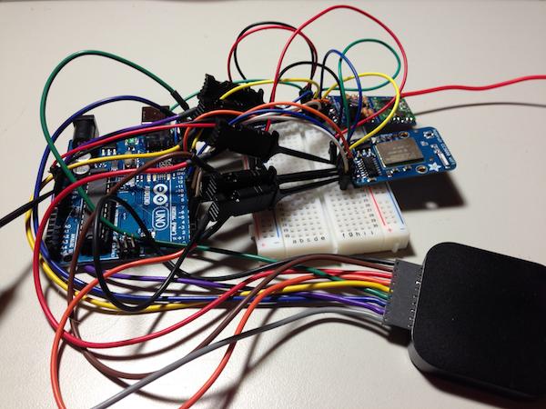 ArduinoWithLogicAnalyzer