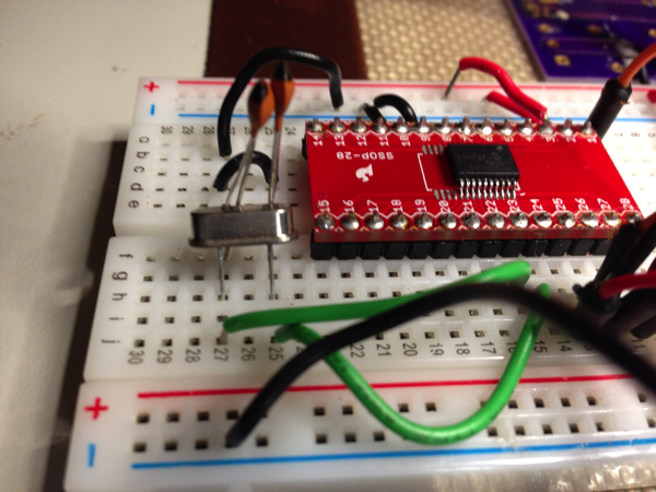 breadboard proto side view MCP3901