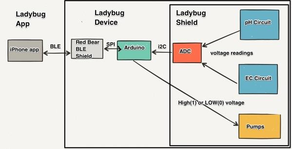 Current Ladybug HW